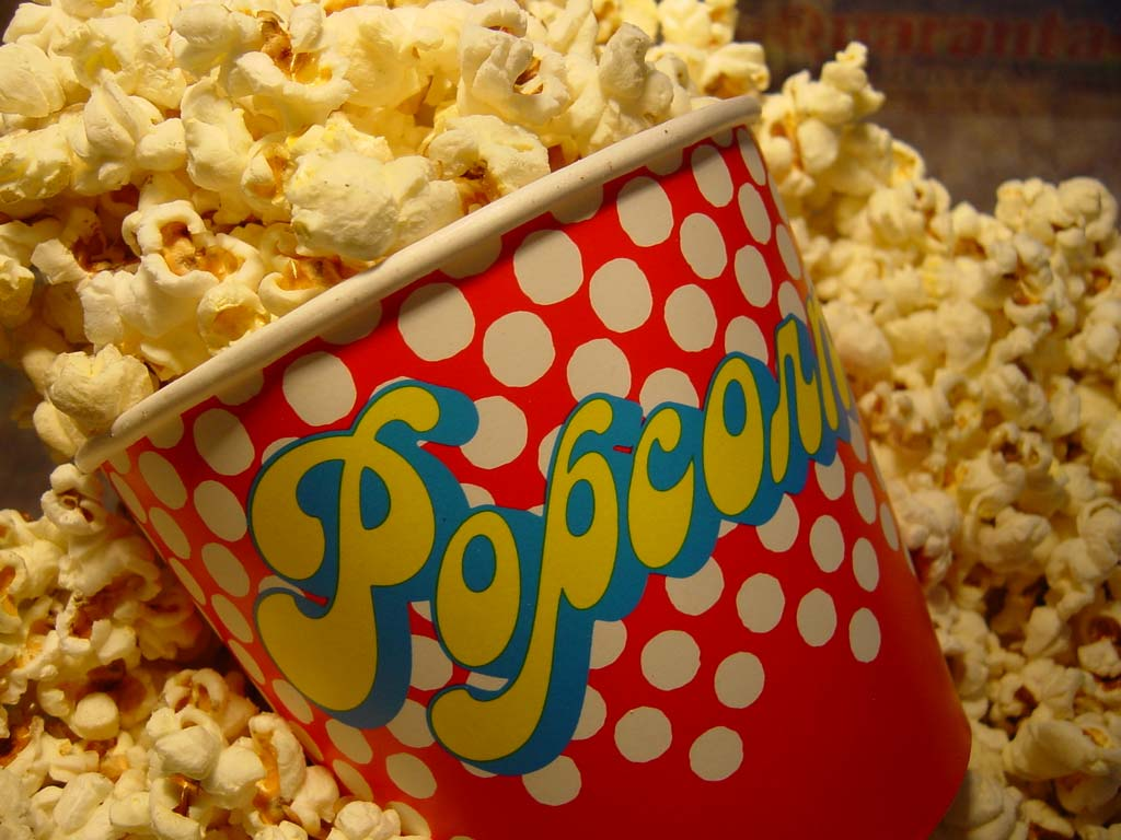 The real reason I love movies: Popcorn | The Movie Brothers
